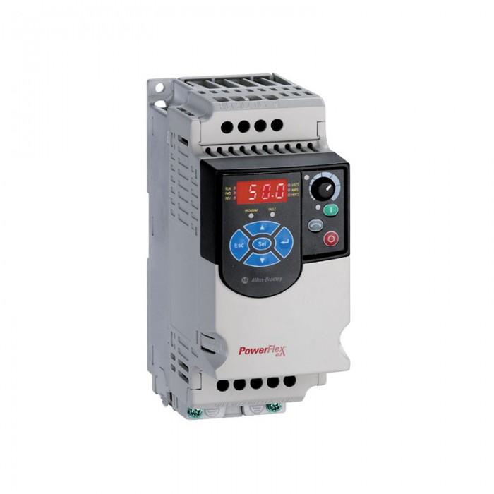1hp 115v allen bradley powerflex 4m vfd inverter ac drive for Vfd for 1hp motor