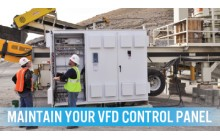 How to Maintain Your VFD Control Panel