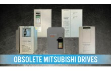 Obsolete Mitsubishi AC Drives List