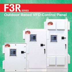 Outdoor Rated Control Panel