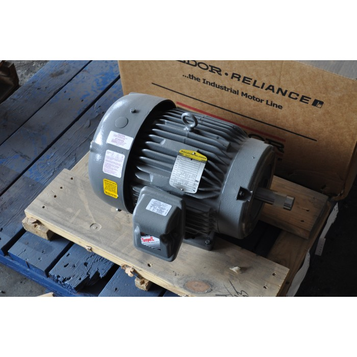 5 Hp 1200 Rpm 575 V Baldor Surplus Electric Motor