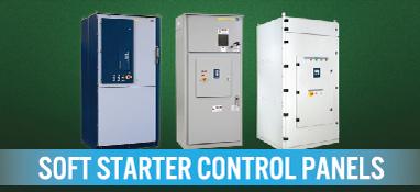 Soft Starter Control Panels