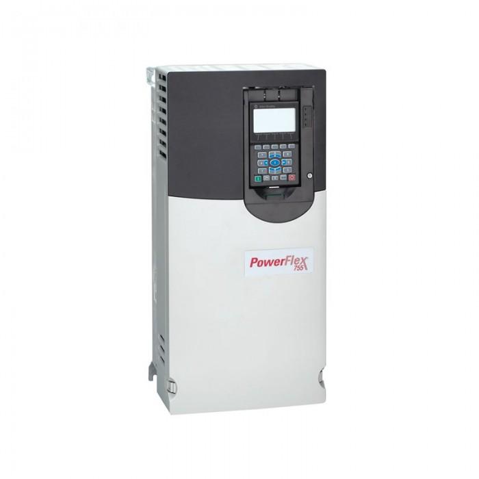 1 5HP 480V Allen-Bradley PowerFlex 755 VFD Inverter AC Drive