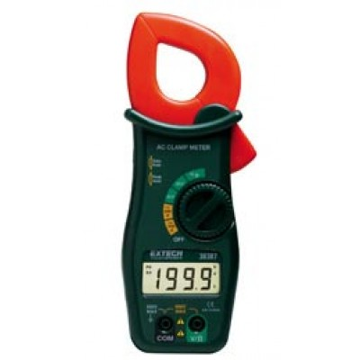 Extech 600A AC Clamp + Multimeter 38387