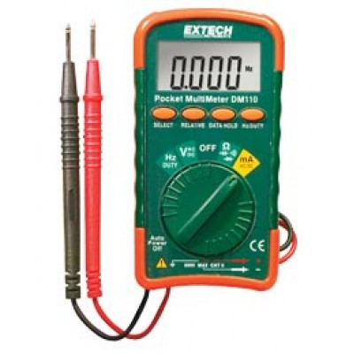 Mini Pocket MultiMeter DM110