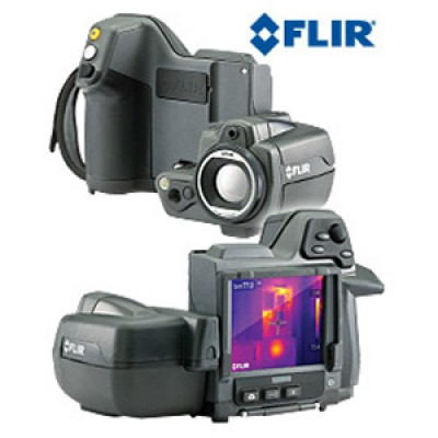 FLIR T420, High-Sensitivity Infrared Thermal Imaging Camera