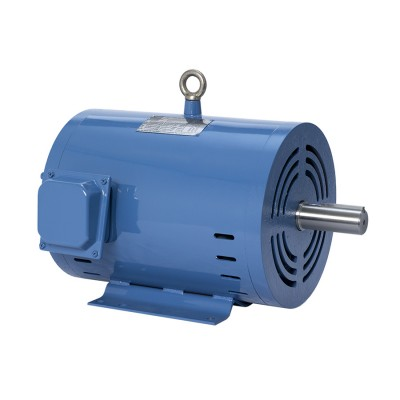 Galt Electric ODP Motor GDP0050-4-184T-K, 5HP, 1800RPM, 3-Phase, 208,230,460V, 60Hz, 182/4T