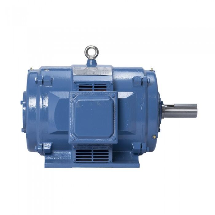 Galt Electric ODP Motor GDP0250-4-284T-K, 25HP, 1800RPM, 3-Phase,  208,230,460V, 60Hz, 284/6T