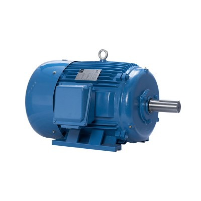 Galt Electric GPT Motor GPT0100-4-215T-K, 10HP, 1800RPM, 3-Phase, 208,460V, 60Hz, 213/5T