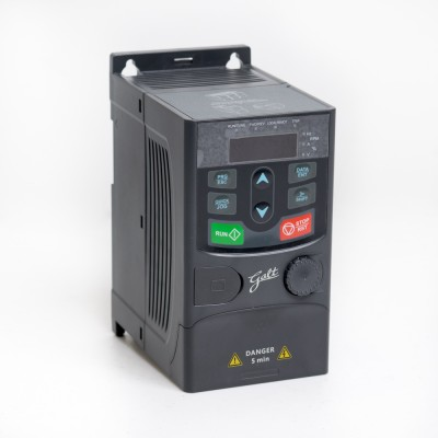 1.5HP 220V Galt Electric G200 VFD, Inverter, AC Drive G22S000075UL-01