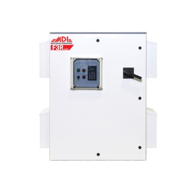 25HP 460V MDI Industrial Control Panel, Motor Control Panel, VFD Box, MF3R4025HA1540