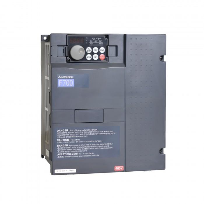7 5hp 230v Mitsubishi Vfd Inverter Ac Drive Fr F720 00250 Na