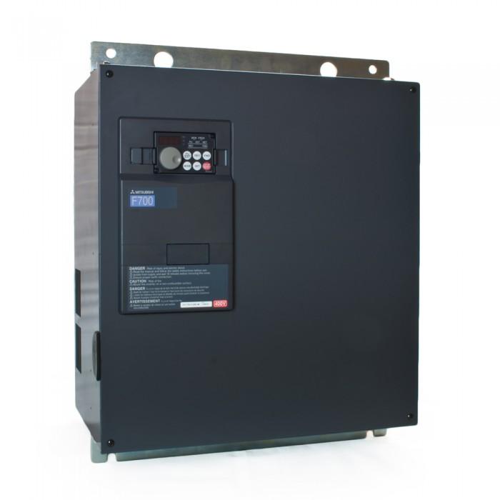 75hp 460v mitsubishi vfd inverter ac drive fr f740 01160 na rh vfds com mitsubishi f700 vfd drive Ford F700