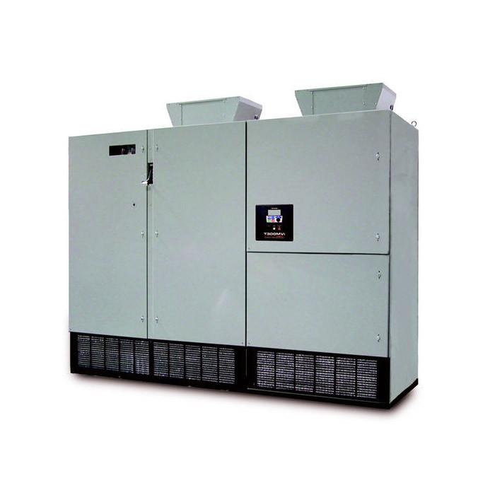 5000HP 6600V Toshiba T300MVi VFD Inverter AC Drive M3AS66500SAE