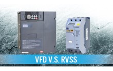 Full speed ahead? Not so fast... Soft Starters and VFDs will improve operations and enhance your applications