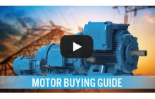 Electric Motor Buying Guide (Video)
