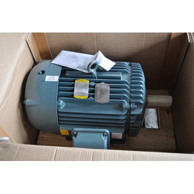 5 HP, 1200 RPM, 230/460 V, Baldor Surplus Electric Motor