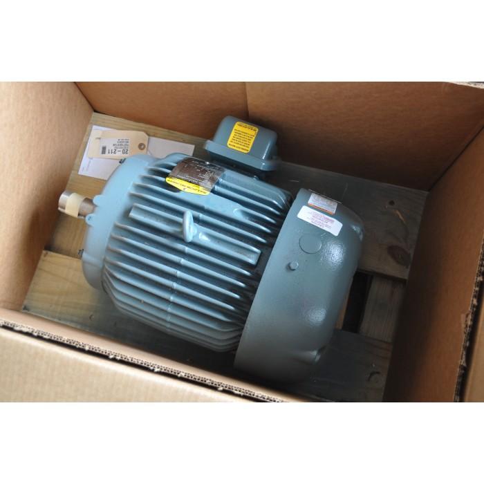 10 hp 1800 rpm 230 460 v baldor surplus electric motor for 1800 rpm electric motor