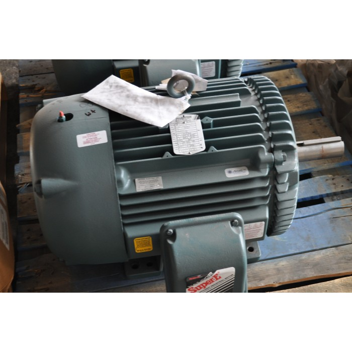 20 Hp 900 Rpm 460 V Baldor Surplus Electric Motor
