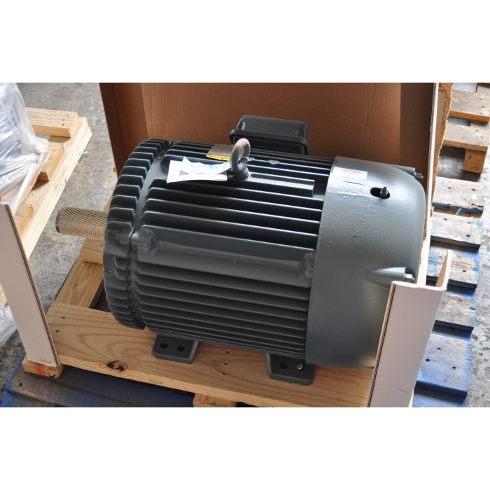 25 Hp 1200 Rpm 230 460 V Baldor Surplus Electric Motor