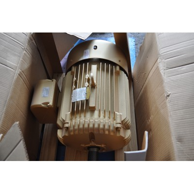 25 HP, 1800 RPM, 230/460 V, Baldor Surplus Electric Motor