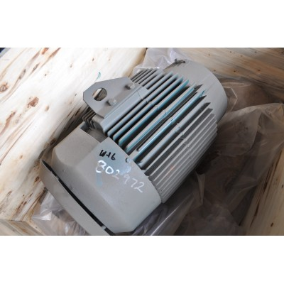 30 HP, 1800 RPM, 230/460 V, Reliance Surplus Electric Motor