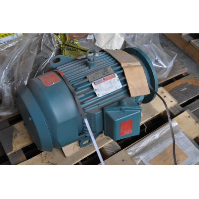 2 HP, 900 RPM, 460 V, Reliance Surplus Electric Motor